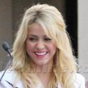 Shakira Gets Star On Walk Of Fame