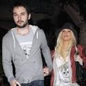 Christina Aguilera And Matt Rutler Go Wine Tasting