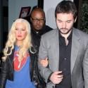 Christina And Matt Enjoy A Date In LA