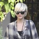 Ashlee Simpson Knows Blonde Is Her Best Look