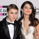 Justin Bieber And Selena Gomez At The AMA's
