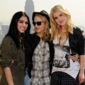 Madonna, Kelly and Lourdes Promote Material Girl