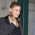 Fergie Dresses Like A Rock Star At SupperClub