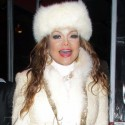 La Toya Jackson And Marie Osmond Attend The Hollywood Christmas Parade