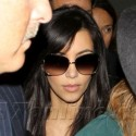 Kim, Khloe and Lamar Arrive Home From Australia