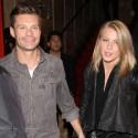 Ryan Seacrest And Julianne Hough Dine At Mercato di Vetro