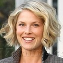 Ali Larter Is All Smiles At The Hair Salon