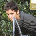 Halle Berry Grabs Lunch With Beau Olivier Martinez
