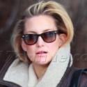 Kate Hudson Rocks Fur In Aspen