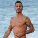 Marc Jacobs Goes Shirtless In St. Barth