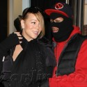 Mariah Carey And Nick Cannon Goof Off In Aspen