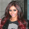 Snooki Polizzi Looks Slim And Sexy In Red