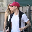 Ryan Phillippe Steps Out With Model Paulina Slagter