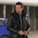 Bradley Cooper Shows Off His Buzzed 'Do