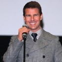 Tom Cruise Hits The Red Carpet In Russia