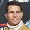 Tom Cruise Hits The Madrid Red Carpet