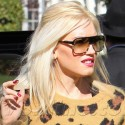 Gwen Stefani Puts Kingston And Zuma In Her Harakuku Mini Collection!