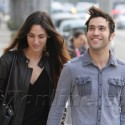 Pete Wentz And Girlfriend Meagan Camper Hold Hands In West Hollywood