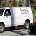 Angelina And Brad Hire Wax Company For Zahara's B-Day