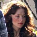 Amanda Seyfried On The Set Of <em>Lovelace</em>
