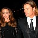 Brad Pitt And Angelina Jolie Look Lovely At The PGA's