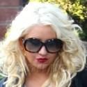 Christina Aguilera Hits Up ANOTHER Italian Restaurant