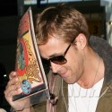 Ryan Gosling And Eva Mendes Jet Out Of NYC In Hiding