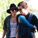 Orland Bloom And Miranda Kerr Take Baby Flynn For A Birthday Hike