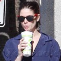 Ashley Greene Is Loving the LA Sun After An Extended Stay In NYC