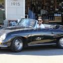 Adam Levine Is A Sexy Porsche Owner