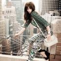Ashley Greene Unveils New DKNY Ads