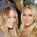 Celebs Ring In The New Year At Hyde Bellagio In Vegas