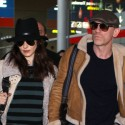Daniel Craig And Rachel Weisz Jet Out Of France