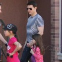 Tom Cruise And Daughter Suri Make A Special Trip To Disneyland