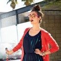 Emmy Rossum Gets To Model All Sorts Of Pricey Clothes