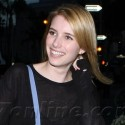 Emma Roberts Shows Off Her Pricey PS1 Bag In Beverly Hills