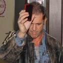 Mel Gibson Celebrates His Birthday One Day Early