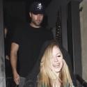 Avril Lavigne And Brody Jenner Have Dinner At Koi