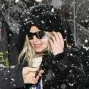 Celebrities Brave The Snow At Sundance