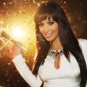 Kim Kardashian Hosts New Year's Eve Party At Tao