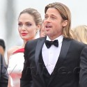 Brad Pitt And Angelina Jolie Arrive To The Golden Globes
