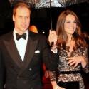 Prince William And Kate Middleton Attend The <em>War Horse</em> Premiere