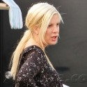 Tori Spelling Is Serious About Taking Inventory!