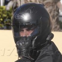 Tom Cruise Takes His Bike For A Spin