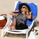Rachel Zoe Soaks In The Sun With Marc Jacobs