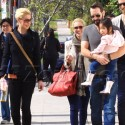 Katherine Heigl And Hubby Take Naleigh For A Ride