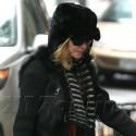 Madonna Makes Her Way To Kabbalah