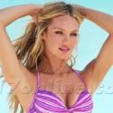 Candice Swanepoel Enhances Her Breasts