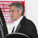 George Clooney Throws Oscars After Party