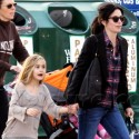 Courteney Cox Takes Coco Shopping